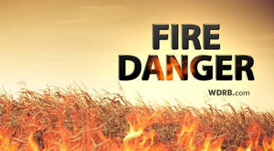 Fire Risk Increases; Updating Rain Chances