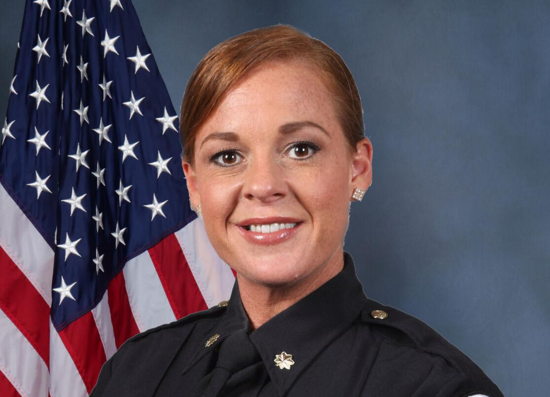 Kim Burbrink (Professional LMPD headshot)