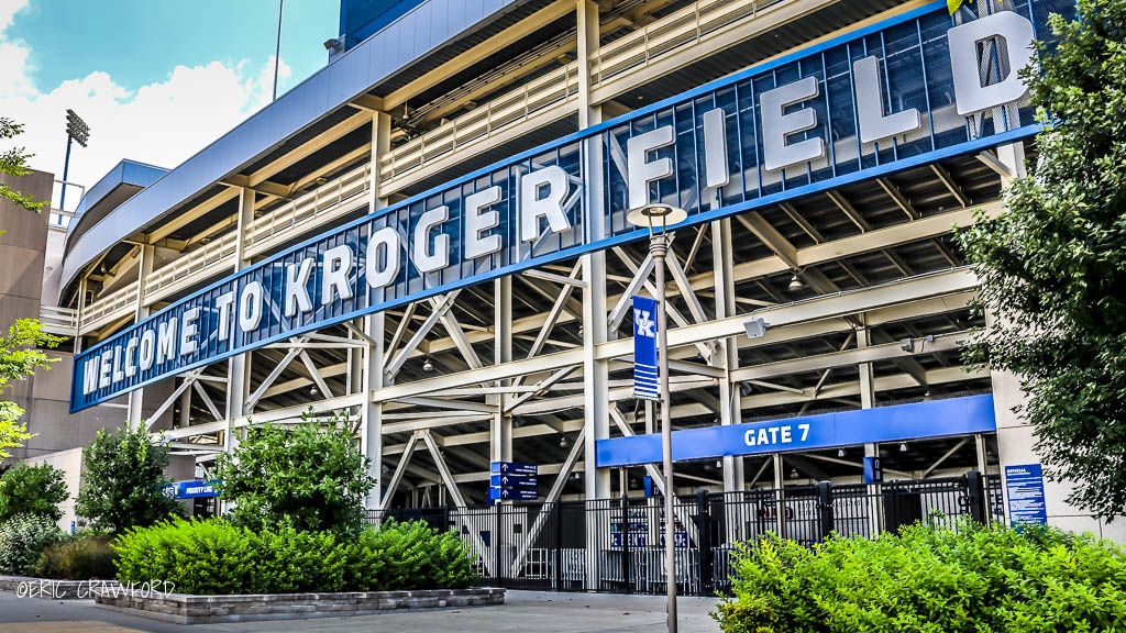 Kroger Field in Lexington, Ky.