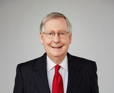 McConnell Official Portrait