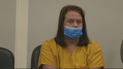 Rebecca Johnson in court