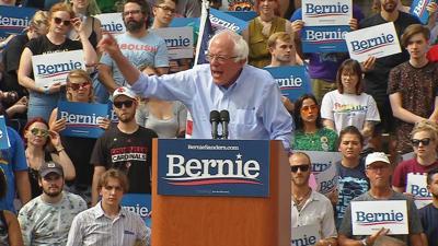 Bernie Sanders louisville rally 8-25-19