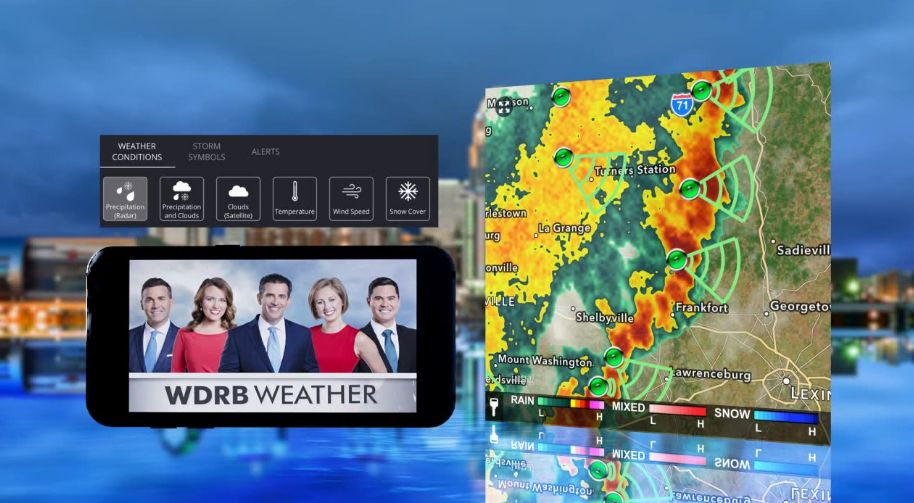 Here Comes The Rain & Cooler Temps! | Weather Blog | wdrb com