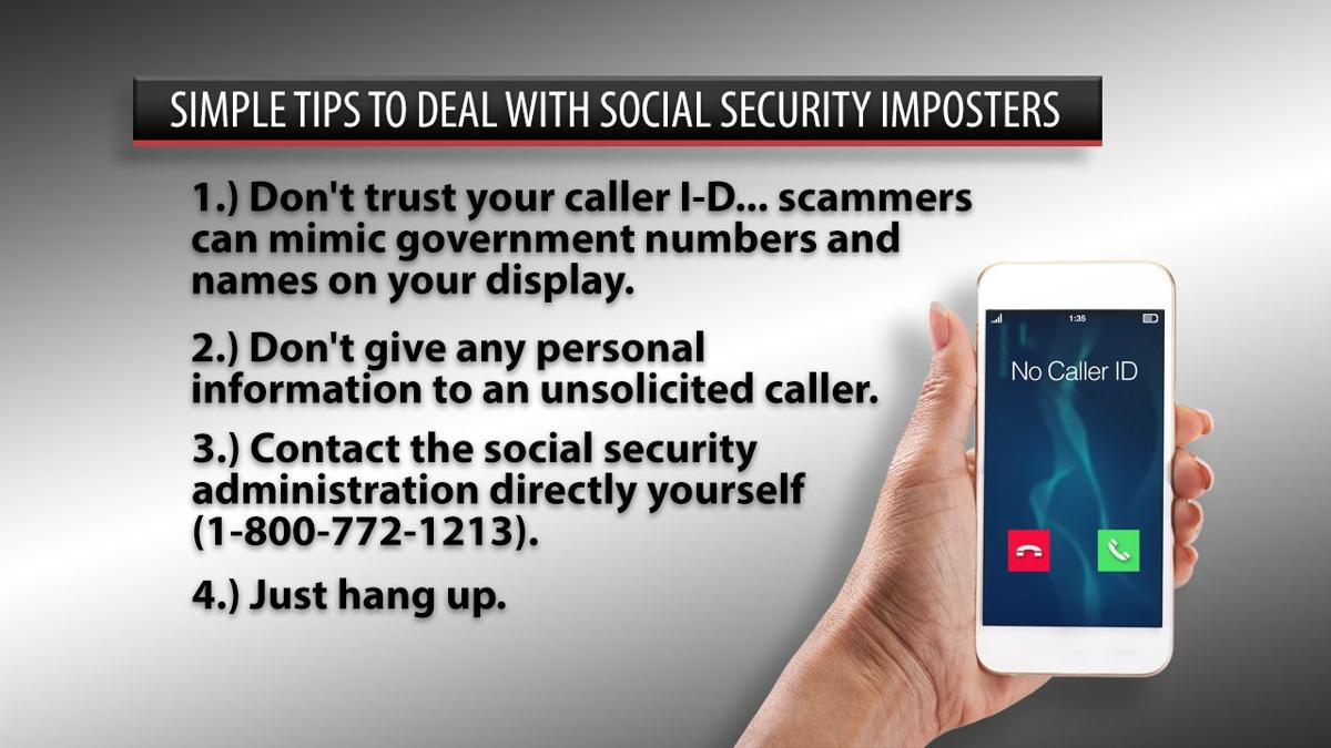 Social Security phone scam sweeping through Louisville ...