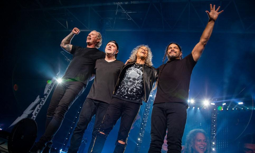 Metallica to headline 2020 Louder than Life Festival