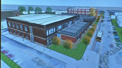 GCCS unveils plans for new $11.5 million school in downtown Jeffersonville