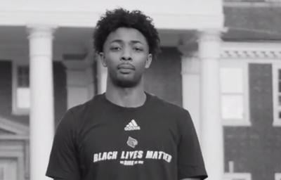 U of L basketball posts social media video calling for change (Sept. 10, 2020)