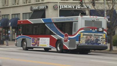 McConnell helps TARC secure $17.3M federal grant to upgrade fleet