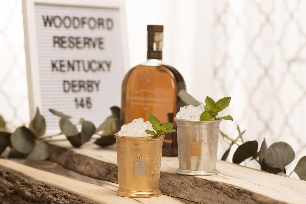 $1,000 Mint Juleps to be sold by Woodford Reserve for Kentucky Derby 146