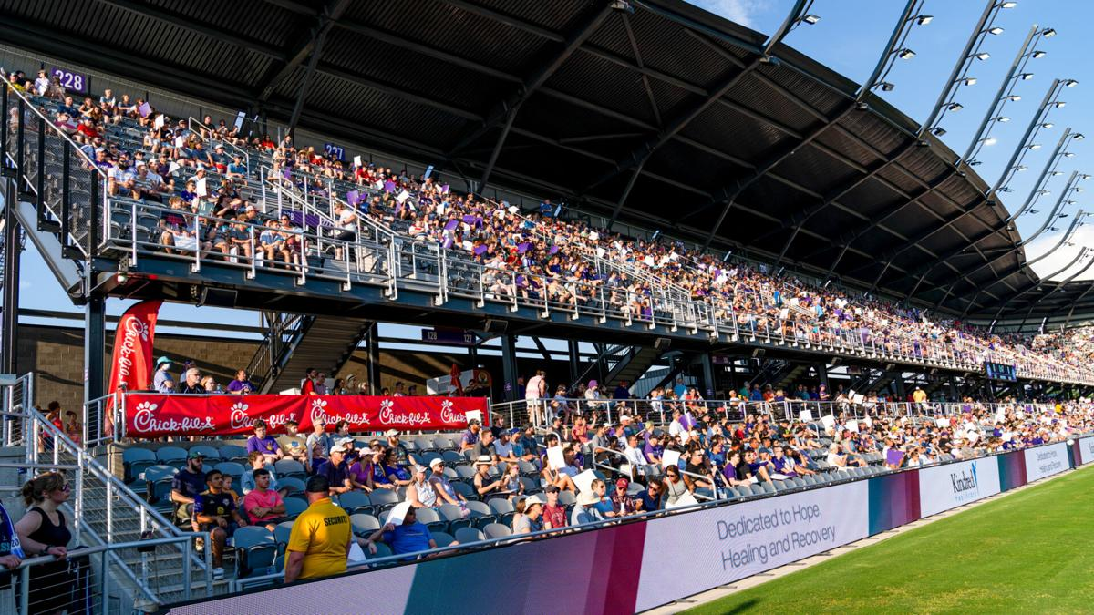 Lynn Family Stadium full capacity