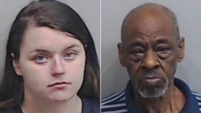 OFFICIALS: Georgia mom admits letting men, including 78-year-old, rape daughters, 5 and 6, for money