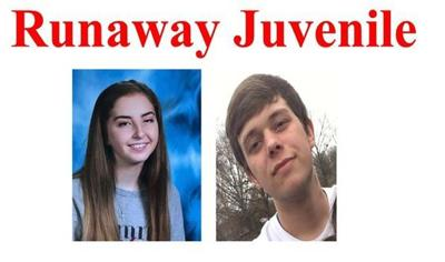 Missing teen Harrison County