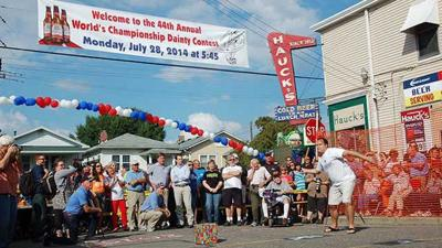 SLIDESHOW: 44th annual Dainty contest at Hauck's Handy Service