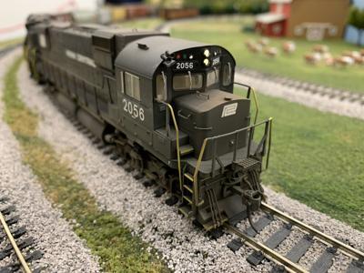 Winter Wonderland Model Train Show