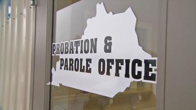 Bullitt County Probation and Parole Office Signage