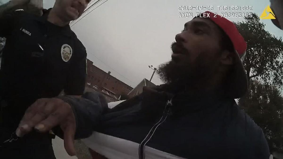 Princeton Brown Body Camera Video