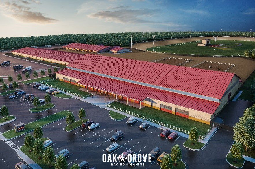 Churchill Downs Breaks Ground On Oak Grove Ky Racetrack