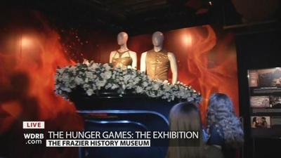 Hunger Games: The Exhibition at the Frazier History Museum through Sept. 10