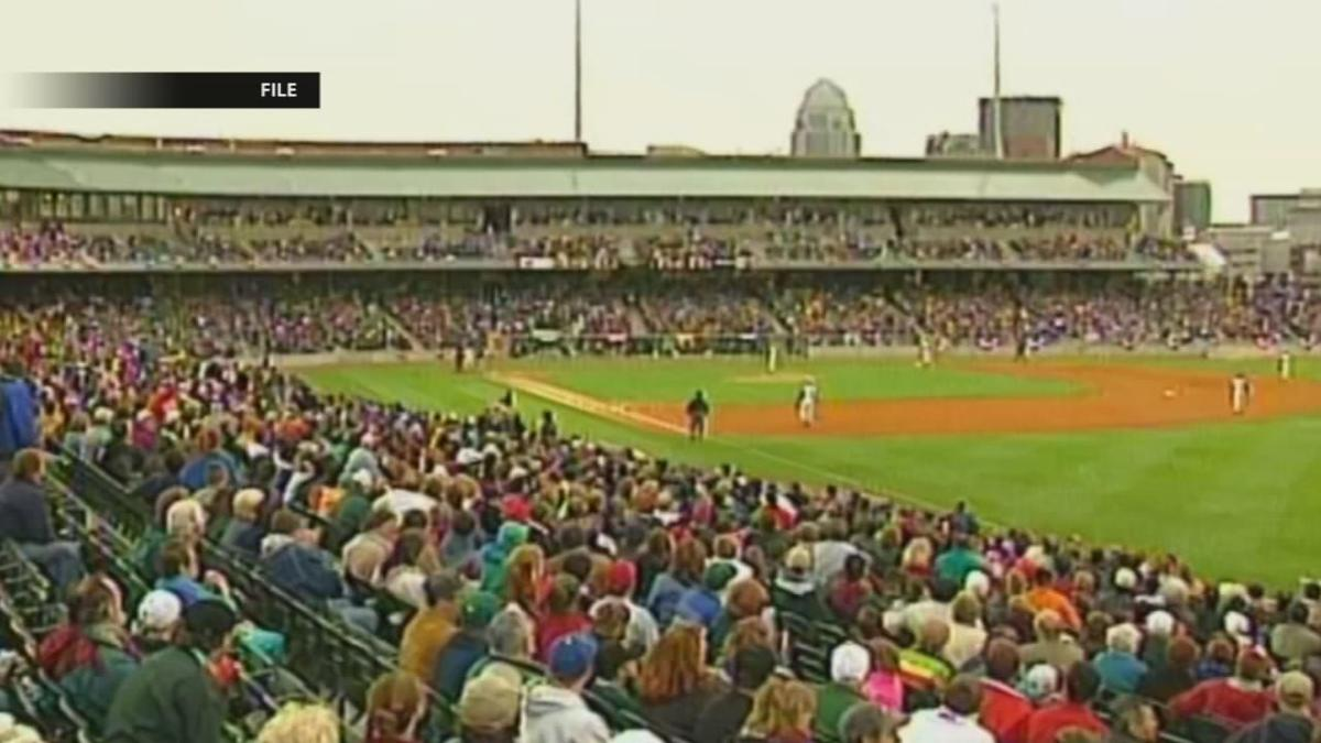 Bats Open The Season Celebrating 20 Years At Louisville