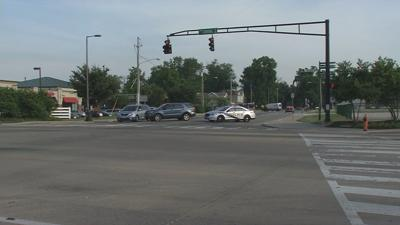 Woman and 2 children hit by car in south Louisville