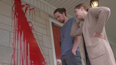 Mchale vandalized home (3).jpeg