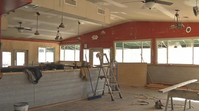 Cunningham's Creekside eyes Easter reopening after February floods