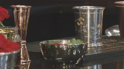 $1,000 mint julep cup