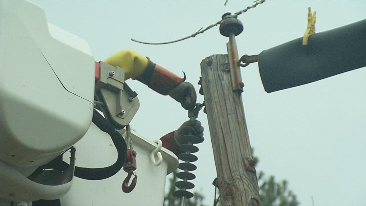 Duke Energy expects to end remaining outages by noon Sunday