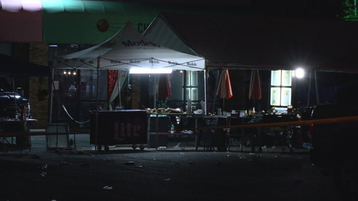 Preston Highway Shooting near restaurant - 9-16-21