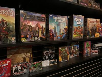 Nerds come together for Louisville's only tabletop gaming convention