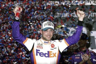 NASCAR - DENNY HAMLIN - AP FILE.jpeg