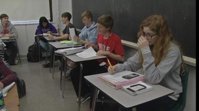 Five duPont Manual High teachers offer observations as they become students for a day