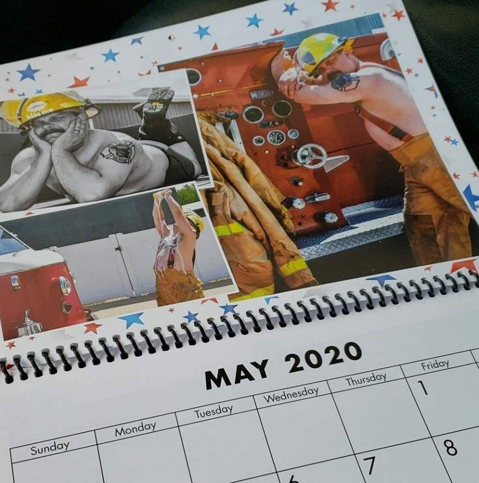 Motorcycle Calendar 2020 Motorcycle clubs in North Dakota bare all for charity calendar