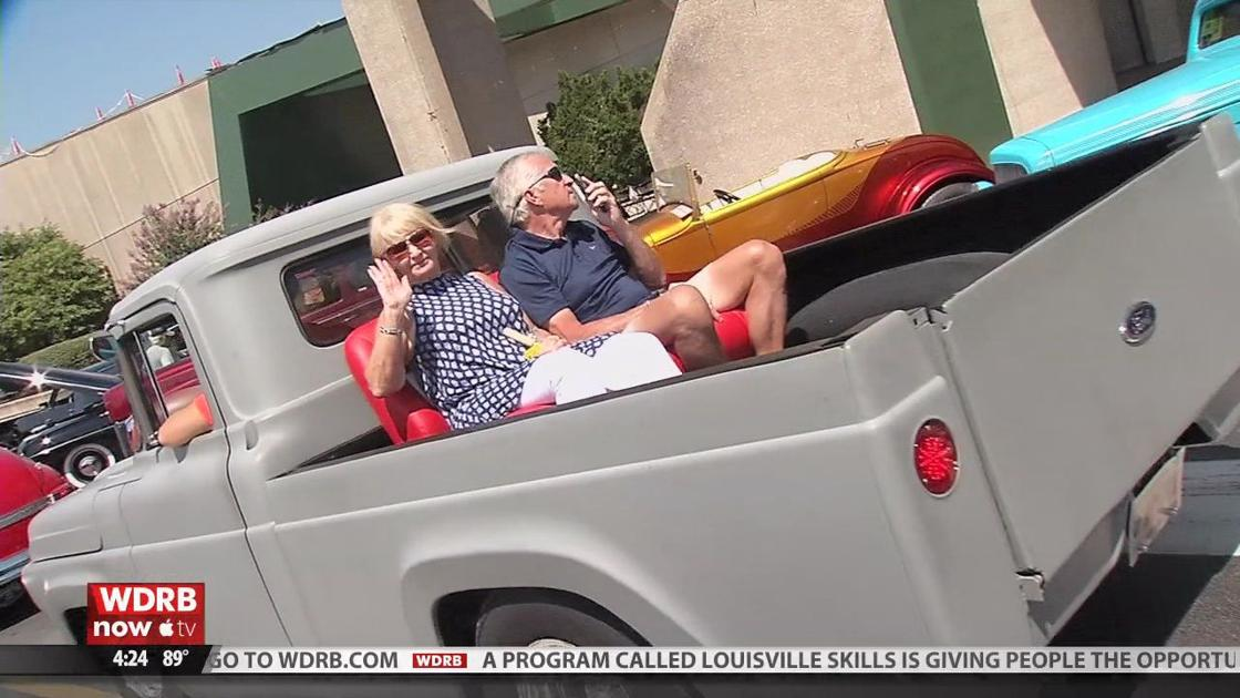 Street Rod Nationals brings people from all over the country