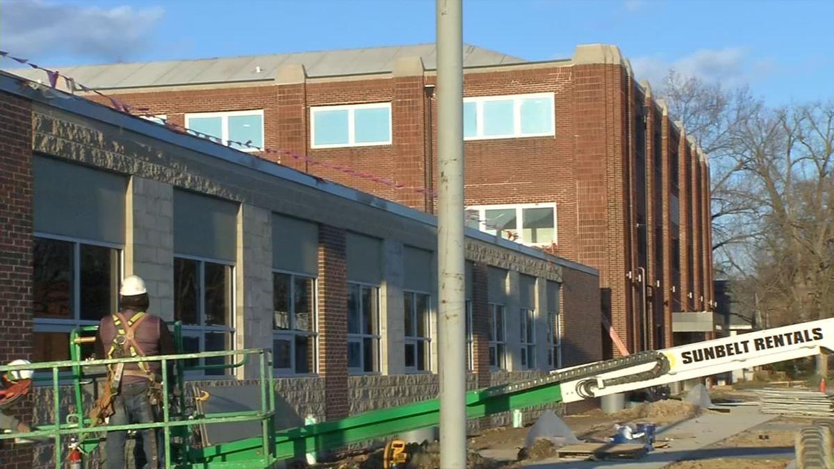Teachers Get First Look Inside New Downtown Jeffersonville