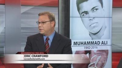 WDRB's Eric Crawford remembers the legacy of Muhammad Ali