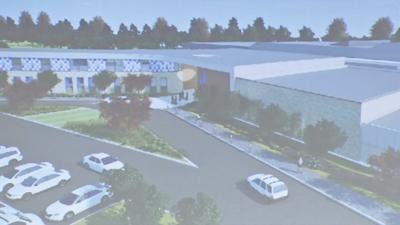 Jewish Community Center shows renderings of new $40 million campus