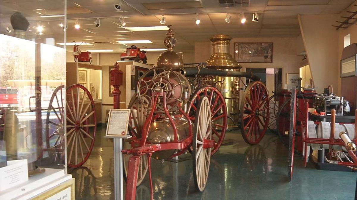 Jeffersonville wants downtown Vintage Fire Museum to vacate