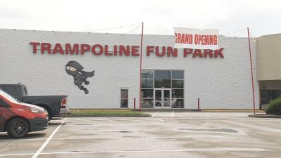 IMAGES | Extreme trampoline park now open in southern Indiana