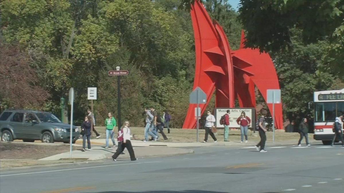 Indiana University generic campus pic
