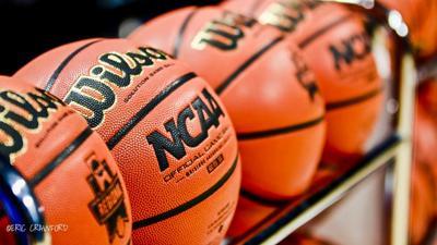 NCAA basketballs