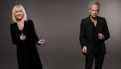 Fleetwood Mac's Lindsey Buckingham and Christine McVie to perform at Louisville Palace