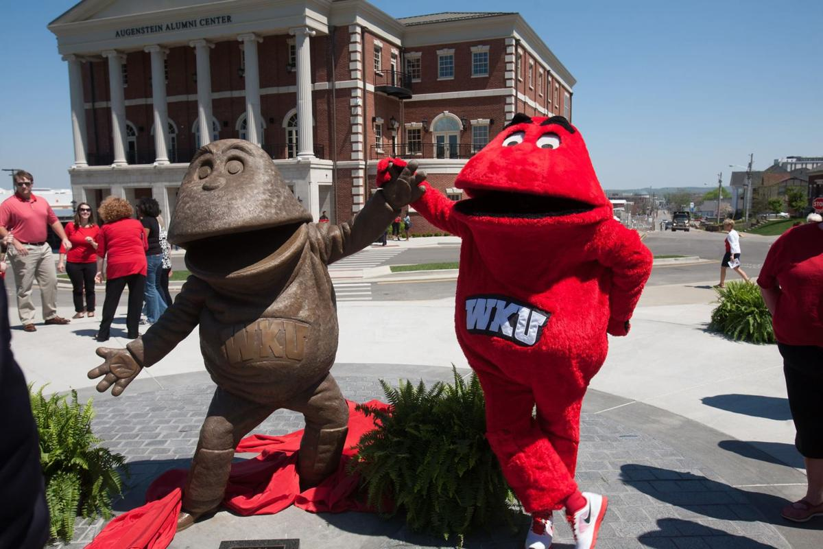 Big Red Sports >> Wku S Big Red Makes Sports Illustrated List Of Greatest
