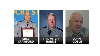 3 men indicted for stealing guns and ammo from Kentucky State Police