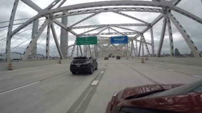 3 lanes of I-65S approaching Kennedy bridge to close overnight Saturday