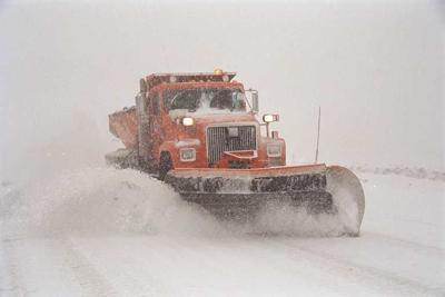 Weekend Snowstorm Takes Aim