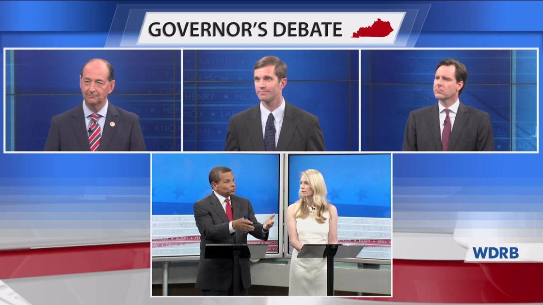 Kentucky Democratic Gubernatorial Debate at WDRB News | Wdrb