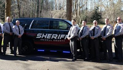 Iredell County Sheriff's Department Facebook image