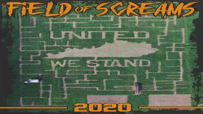 Field of Screams Corn Maze 2020