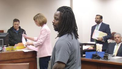Stephon Moore murder arraignment 4-17-19